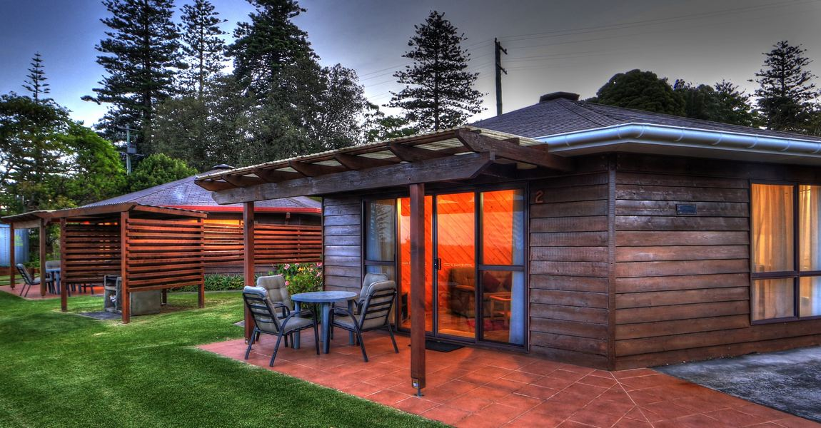 Whispering Pines Cottages Norfolk Island